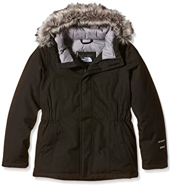 6ce6008e0a Amazon.com  The North Face Girls  Greenland Down Parka (Little Big ...