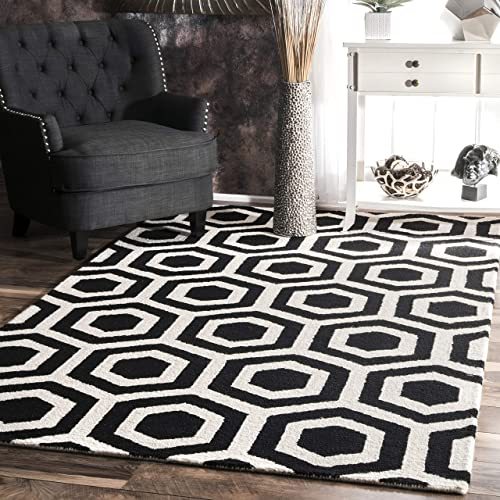 nuLOOM Mayra Hand Tufted Honeycomb Wool Area Rug Review