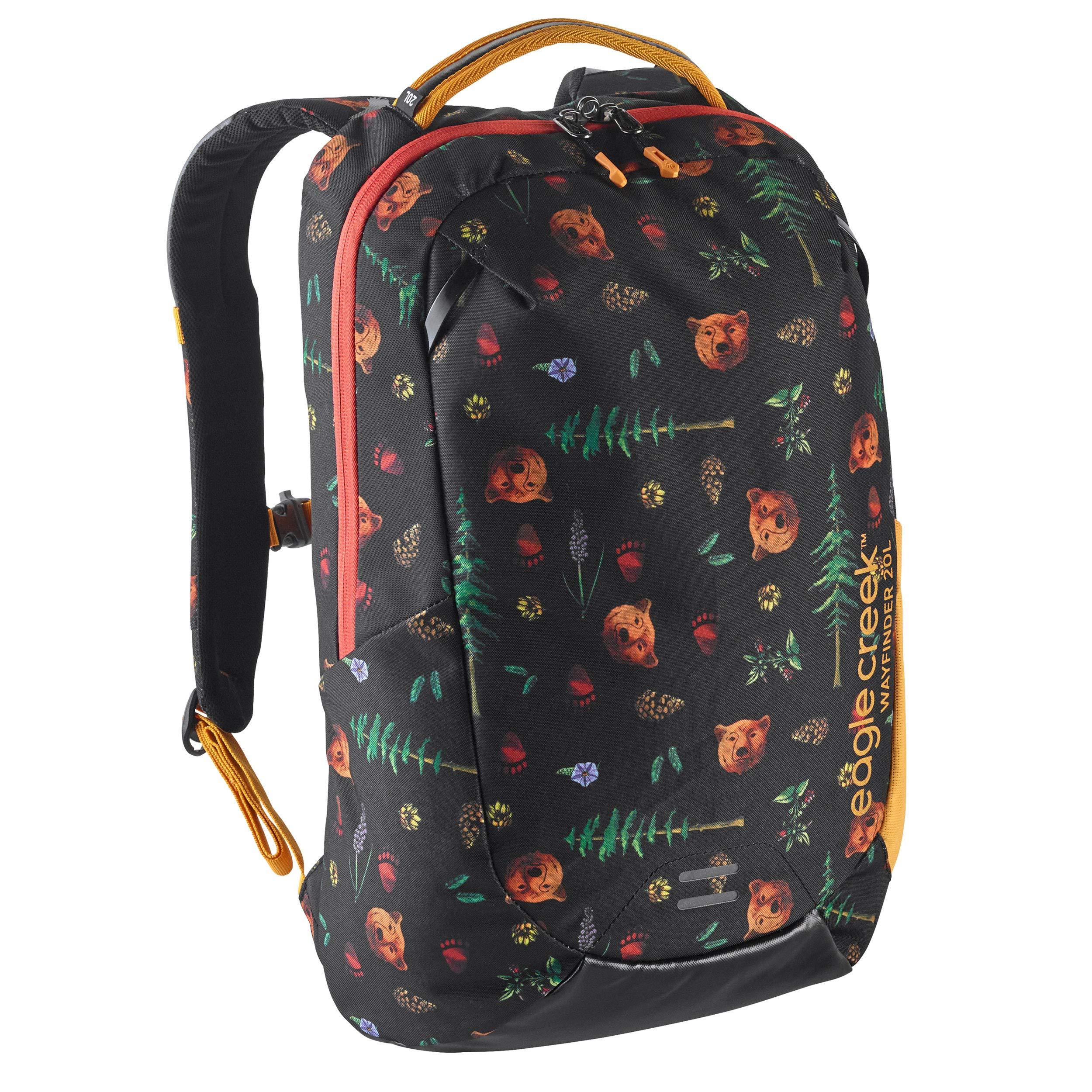 Eagle Creek Unisex-Adult's Wayfinder Backpack, Golden State Print, 20L by Eagle Creek