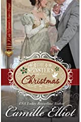 The Spinster's Christmas: Christian Regency Romantic Suspense (Lady Wynwood's Spies series) Kindle Edition