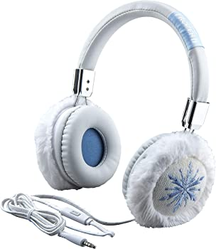 Disney Frozen 2 Kids Headphones Fashion with Built in Microphone