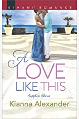 A Love Like This (Sapphire Shores)