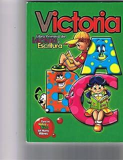 Victoria - Libro Primero De Lectura Y Escritura