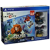 Disney Infinity 2.0 PS4 with Merida and Infinity Base