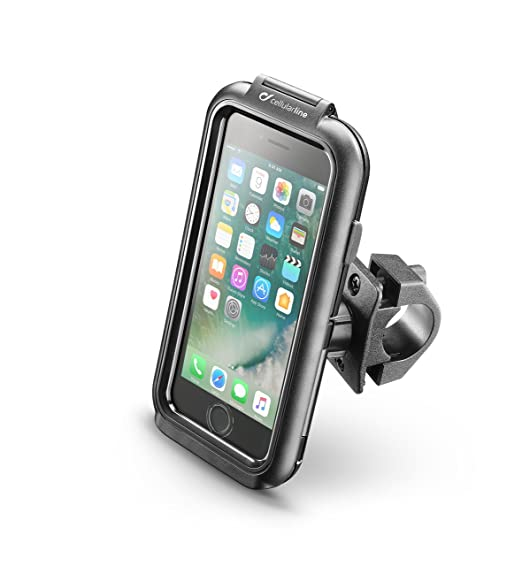 10 opinioni per Cellularline SMIPHONE7 Bicycle Passive holder Black holder- holders (Mobile