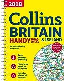 2018 Collins Handy Road Atlas Britain (Collins Road Atlas)