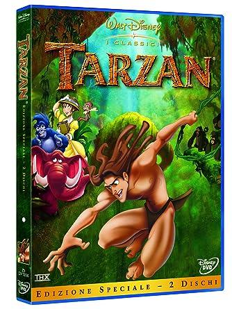 Tarzan special edition dvd amazon cartoni animati film