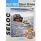Werkstatt Handbuch Volvo Penta Stern Drives 2001-2004 B775