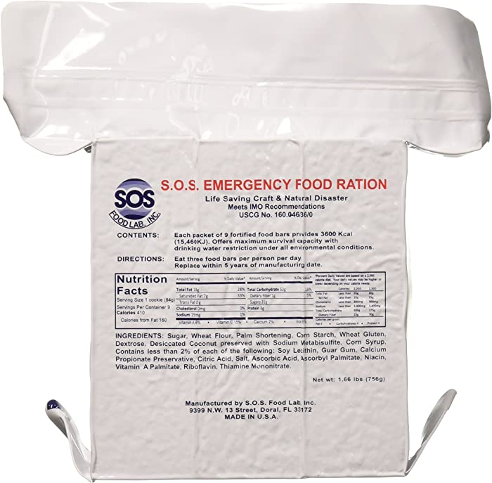 Top 10 Er Emergency Food Ration