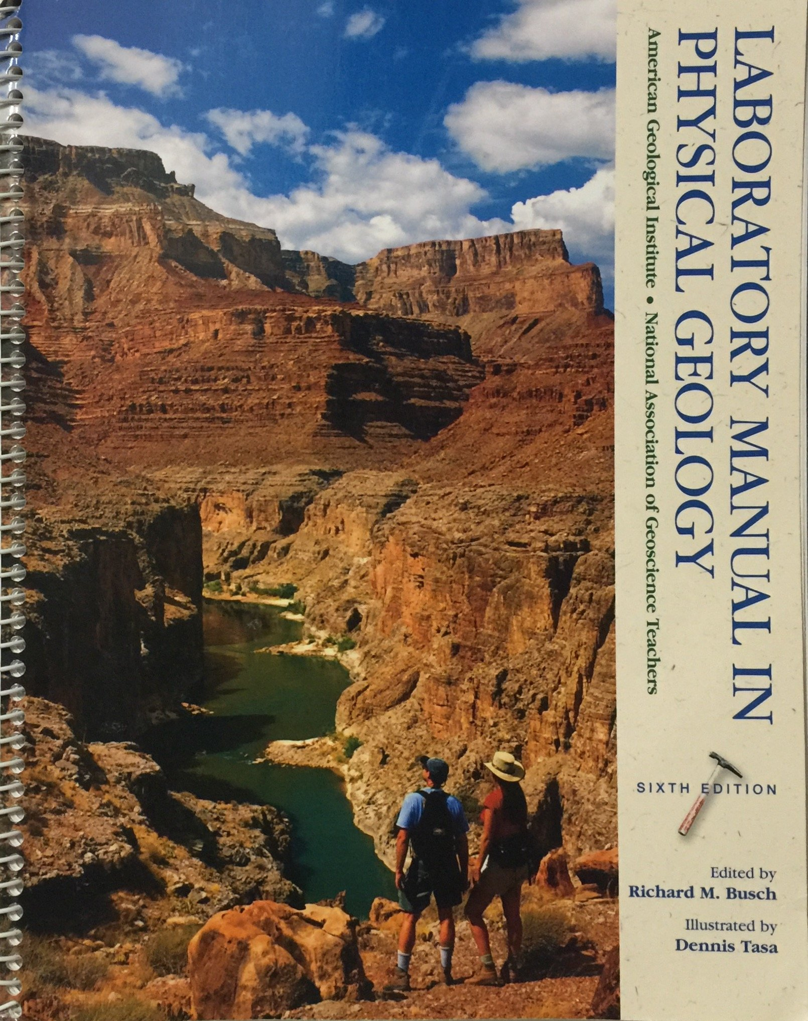 Laboratory Manual in Physical Geology, 6th Edition (2003): Richard M.  Busch: Amazon.com: Books