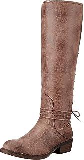 Very Angelina Volatile Women's Knee The Boot Riding Over qqU7wxSR