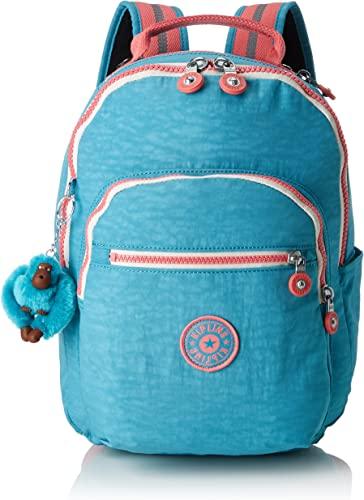 kipling SEOUL GO S Small Backpack Bright Aqua C