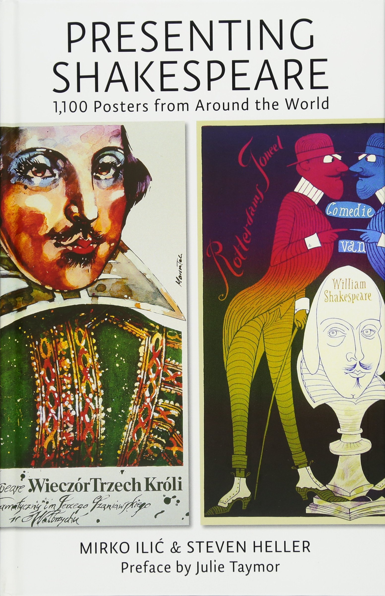 Presenting Shakespeare: 1,100 Posters from Around the World pdf