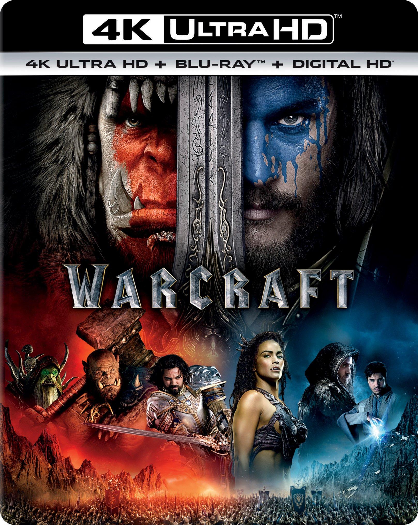 Warcraft 4K Ultra HD