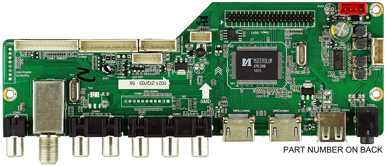 Rca 50ge01m3393lna35-f3 Main Board