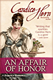 An Affair of Honor (The Regency Rakes Trilogy Book 3)
