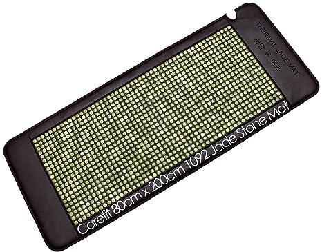 Carefit Full Body 1092 Jade Stone Infrared Negative Ion Moxa Heating  Mattress Biomat