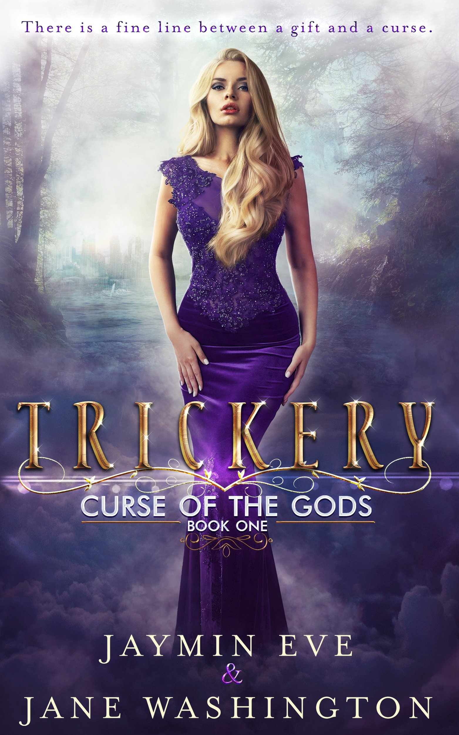 Trickery  Curse Of The Gods Book 1   English Edition