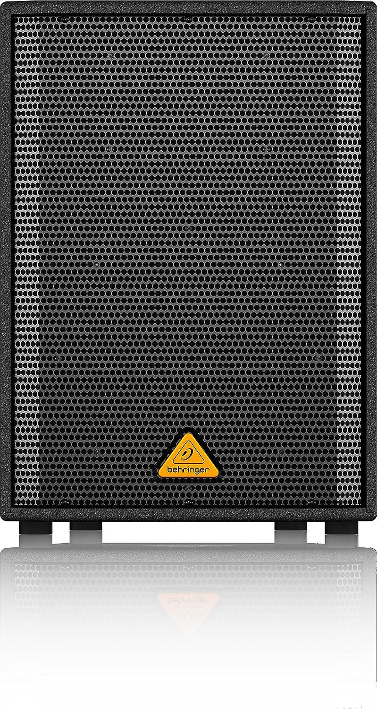 800-Watt PA Speaker, 12 Woofer, 1.75 Titanium-Diaphragm Compression Driver 12 Woofer Behringer VP1220