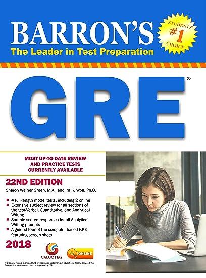 Gre Barrons 12 Edition Pdf