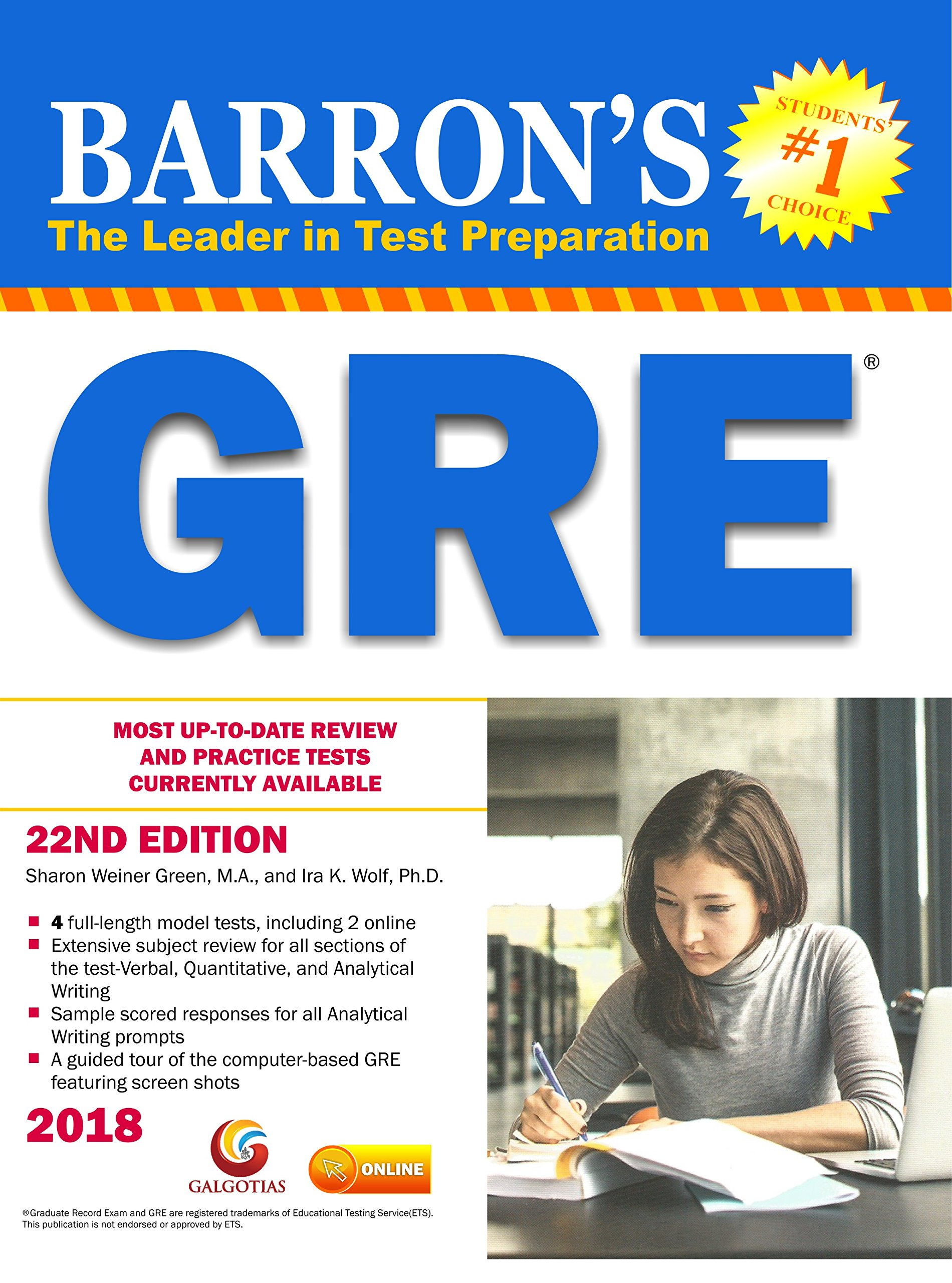 Barron s GRE 21st Edition Book Review - Magoosh GRE Blog