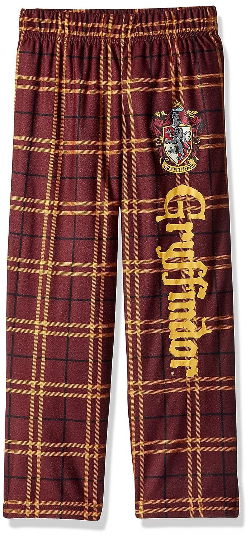 INTIMO Boys Big Hogwarts Pajama Sleep Pant