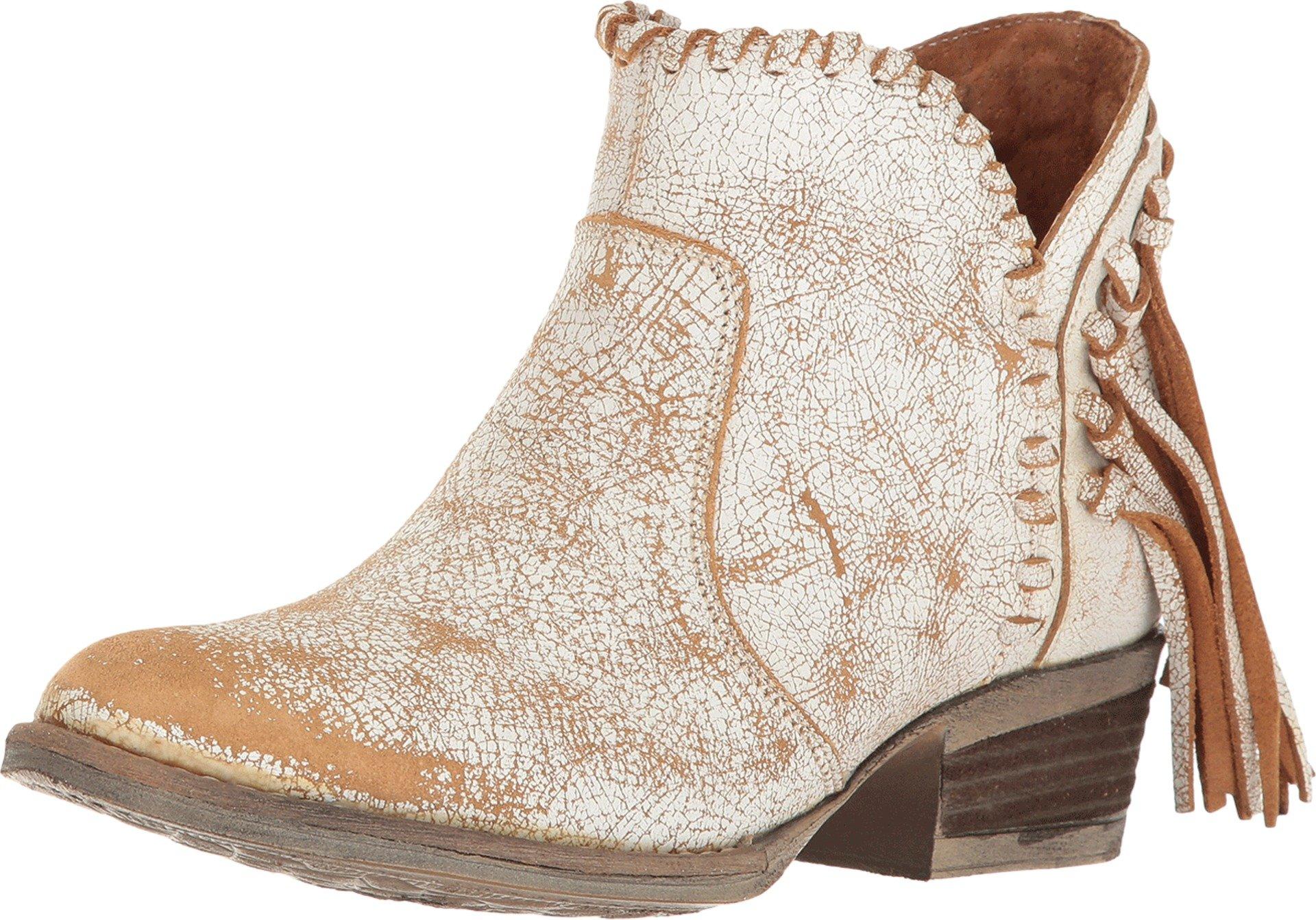 Corral Boots Women's Q0004 Tan/White Boot