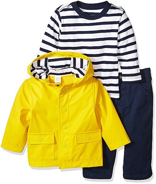 Amazon.com: Little Me - Conjunto de chaqueta y pantalones ...