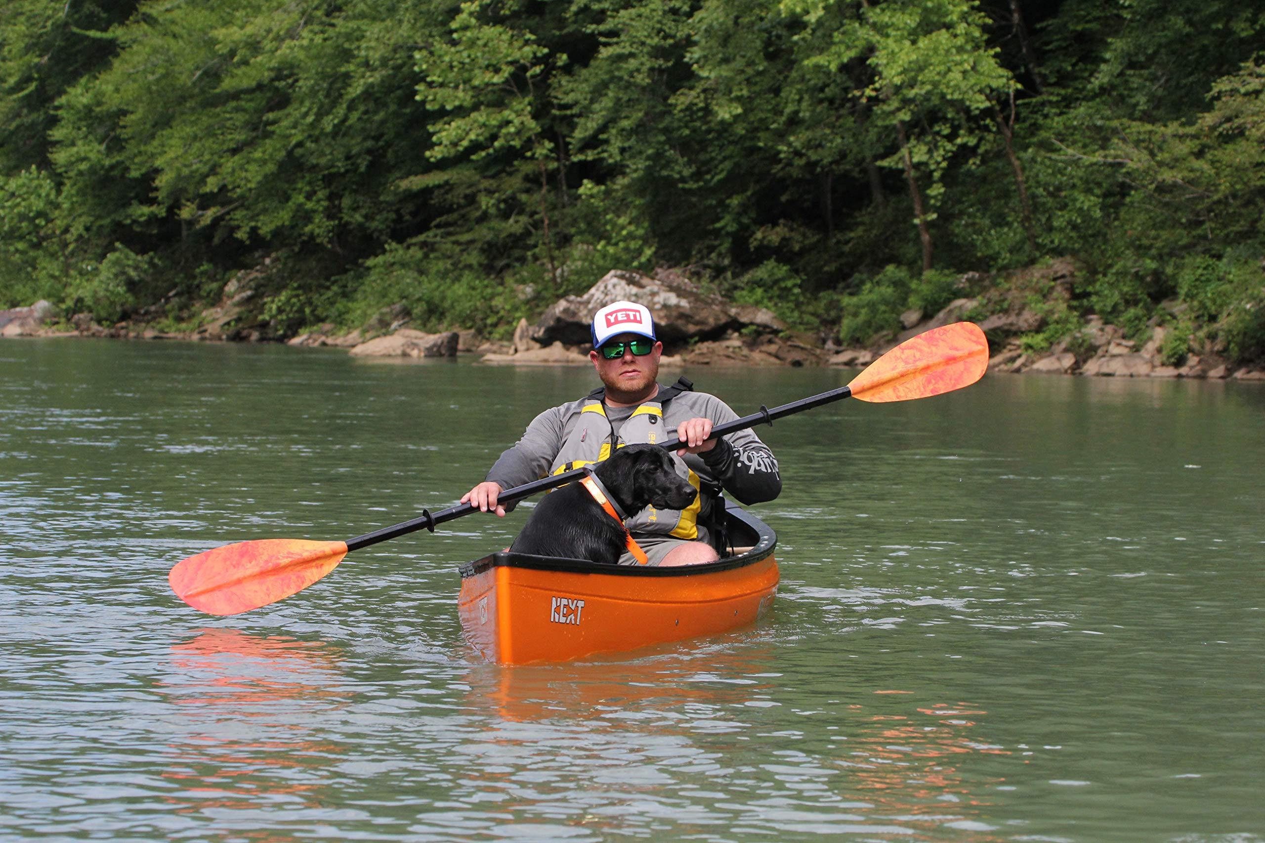 Carlisle Magic Plus Kayak Paddle (Sunrise, 220 cm) by Carlisle Paddle Gear (Image #4)