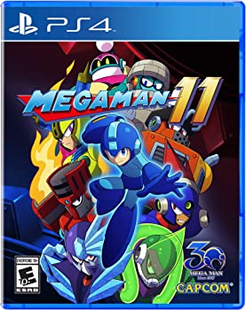 Mega Man 11 for PS4 or