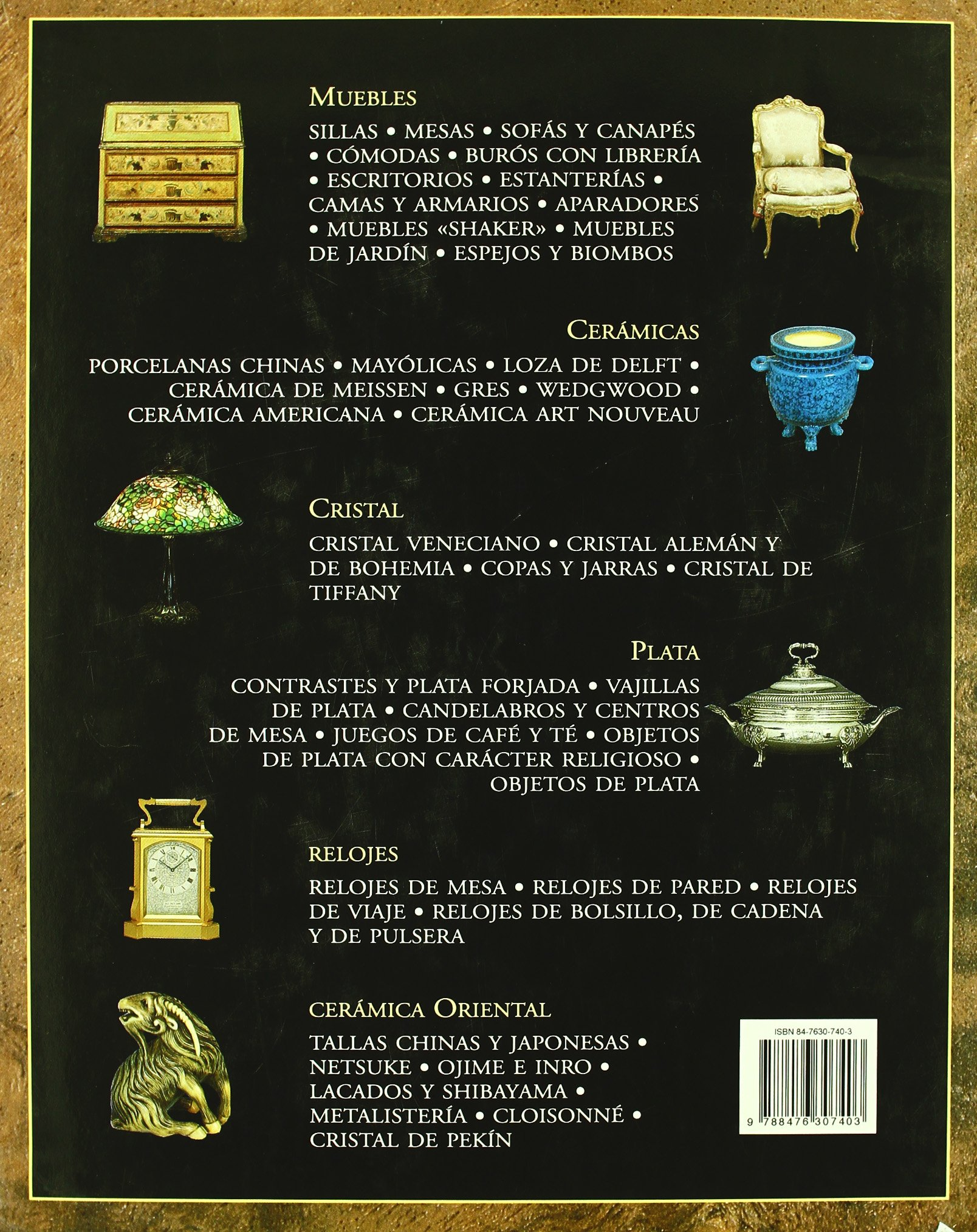 Enciclopedia de las antigüedades: Paul; Tharp, Lars Atterbury: 9788476307403: Amazon.com: Books