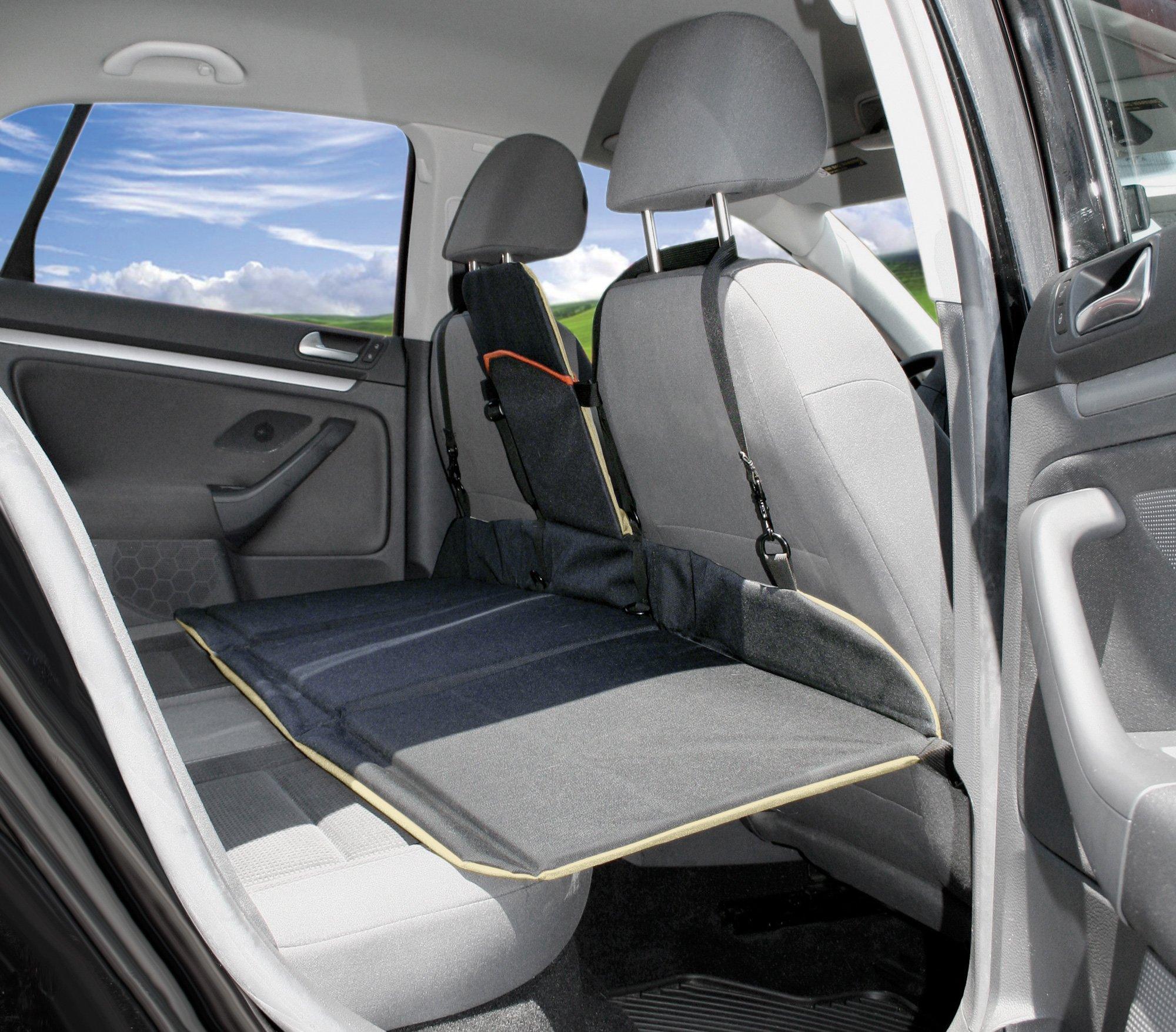 Kurgo Backseat Reversible Dog Bridge Car Extender — Water Resistant — Universal Fit by Kurgo (Image #2)