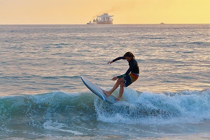SBBC ||- Tabla de surf - ||- 6 pies Guppy suave parte superior - ||- Performance Focused tabla de surf incluye tabla de surf de espuma para niños, ...