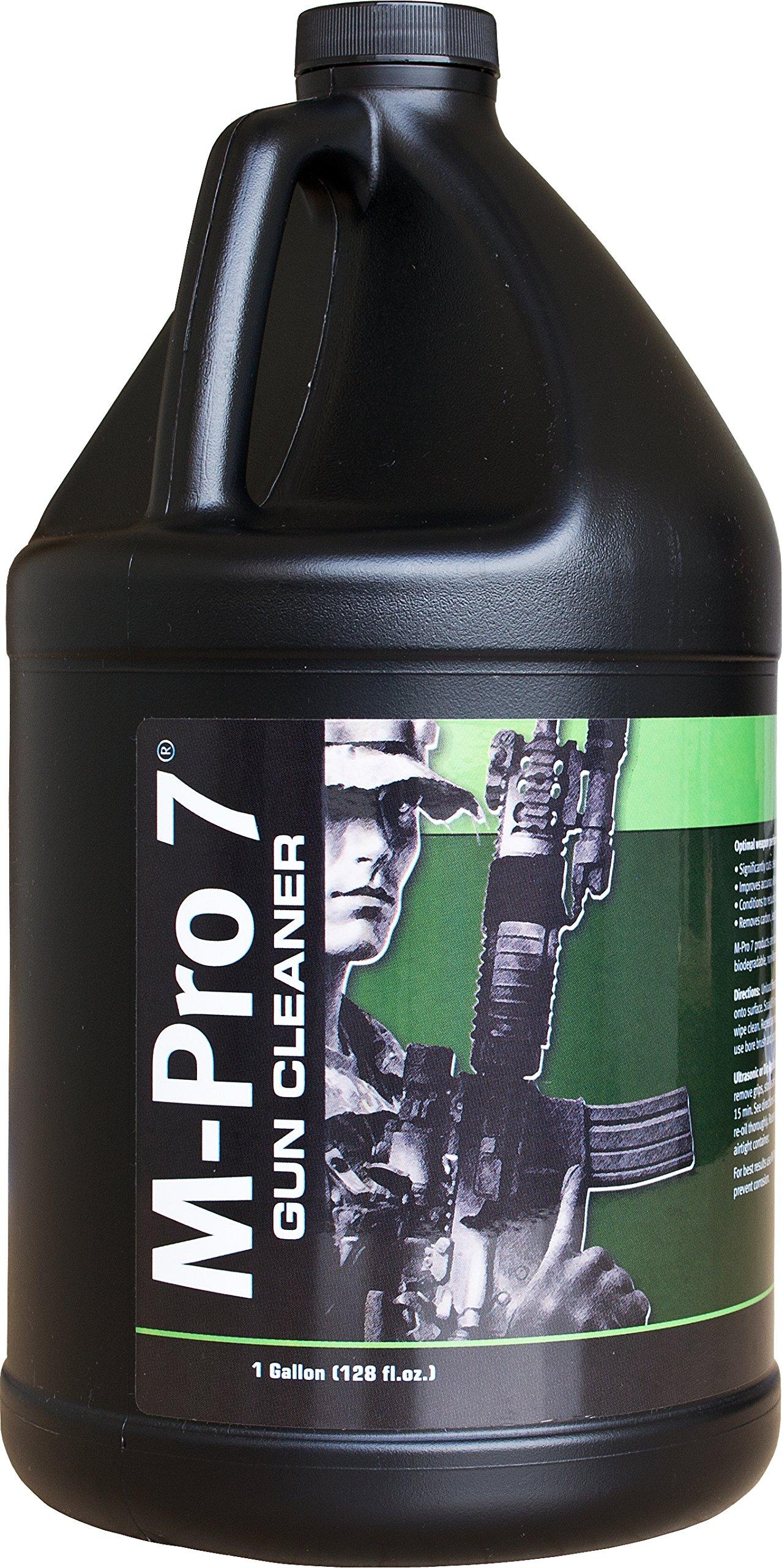 Hoppe's M-Pro 7 Gun Cleaner - 1 Gallon Bottle by HOPPE'S