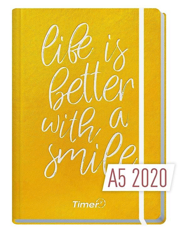 Chäff-Timer Premium - Calendario 2020, A5, con texto en ...