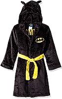 DC Comics Big Boys' Batman Velvet Fleece Hooded Robe