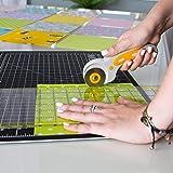 WA Portman Rotary Cutter Set I 45mm Rotary Fabric