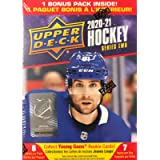 2021 UPPER DECK Hockey Series 2 Blaster