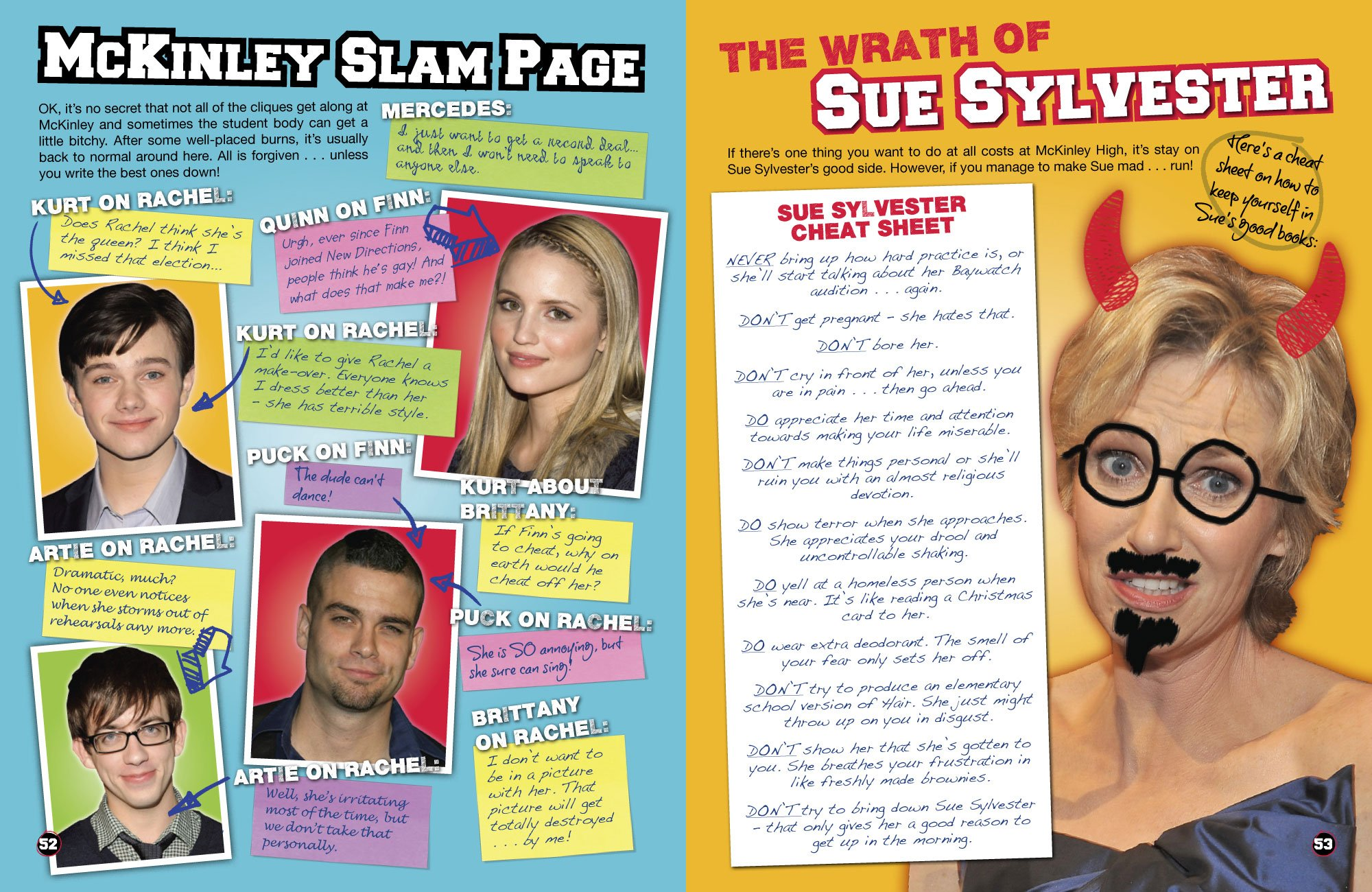 100% Gleek: The Unofficial Guide to Glee: Evie Parker: 9780553822748:  Amazon.com: Books