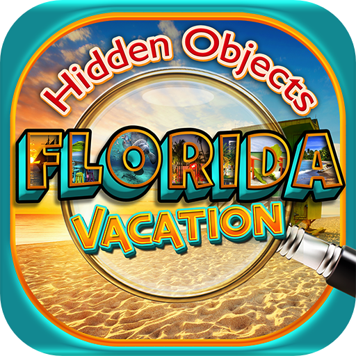 - Hidden Objects - Florida Vacation Adventure & Object Time Puzzle Photo Free Game
