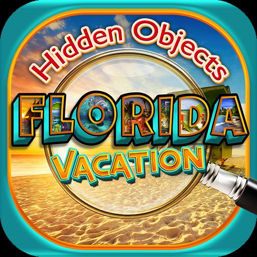 Hidden Objects - Florida Vacation Adventure & Object