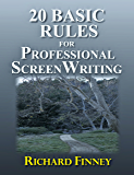 20 Basic Rules for Professional Screenwriting