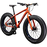 "Mongoose Argus Sport Men's 26"" Fat Tire Bicycle, Small Frame Size"