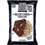 Food Should Taste Good, Tortilla Chips, Blue Corn, Gluten Free Chips, 5.5 oz
