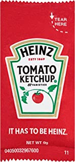 product image for Heinz Ketchup Single Serve Packet (0.3 oz Packets, Pack of 200)