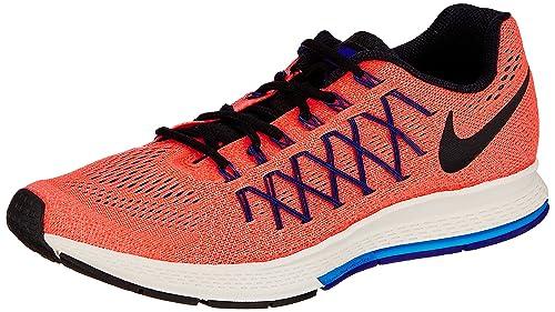 huge discount 4a598 51838 Nike Air Zoom Pegasus 32, Zapatillas de Running para Hombre,  Rojo Blanco Negro (Ttl Crimson Blk-PHT Rcr Bl), 47 1 2 EU  Amazon.es   Zapatos y complementos