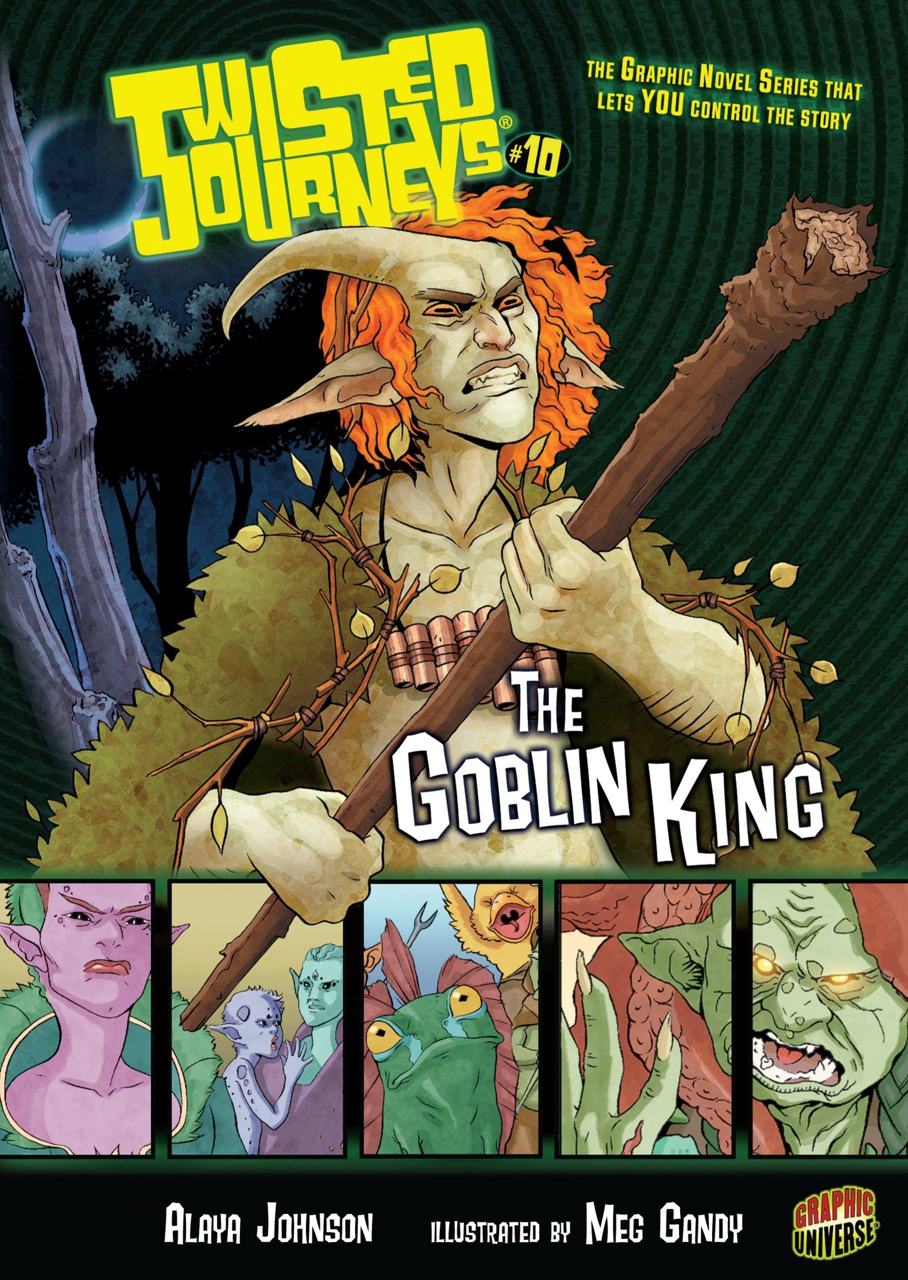 The Goblin King: Book 10 (Twisted Journeys) pdf epub