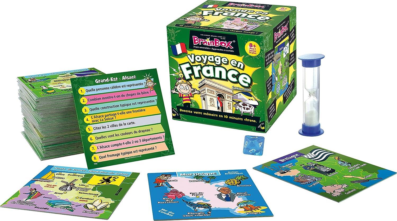 Asmodee Brainbox – Juego Infantil: Amazon.es: Juguetes y juegos