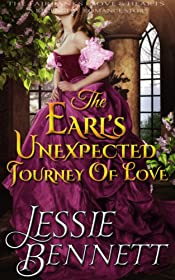 The Earl's Unexpected Journey Of Love (The Fairbanks - Love & Hearts) (A Regency Romance Story)