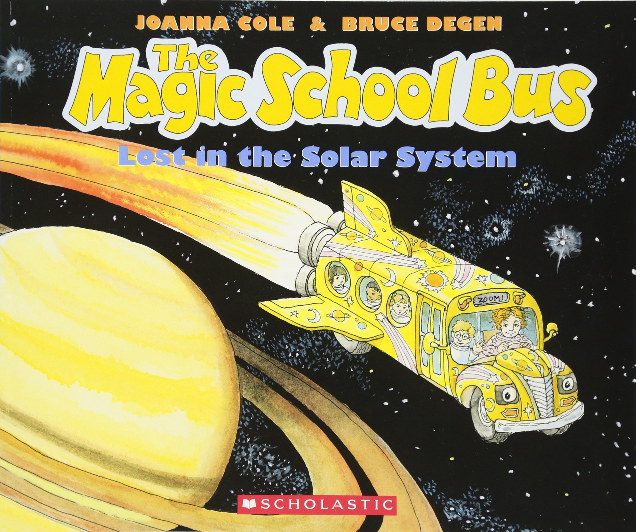 The Magic School Bus Lost In The Solar System Joanna Cole Bruce